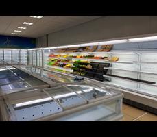 Tủ trưng bày siêu thị OKASU NW-30-SCM