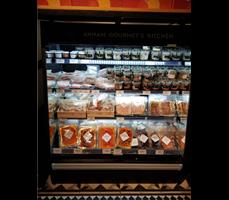Tủ trưng bày siêu thị OKASU NW-6727-EW