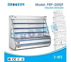 Tủ trưng bày siêu thị Frozen FRP-2000F