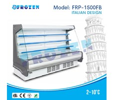 Tủ trưng bày siêu thị Frozen FRP- 1500FB