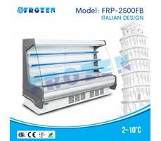 Tủ trưng bày siêu thị Frozen FRP-2500FB