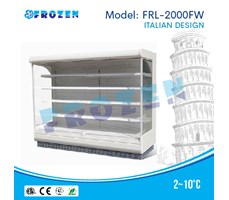 Tủ trưng bày siêu thị Frozen FRL-2000FW