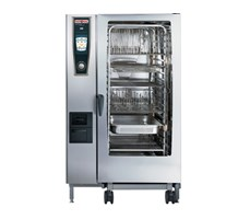 Lò nướng đa năng Rational | 20-trays 64kW SCC-WE 202