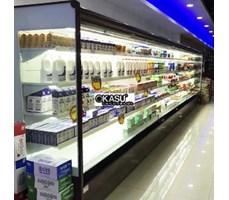 Tủ trưng bày và bảo quản hoa quả OKSU OKS-BX7F