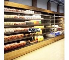 Tủ trưng bày siêu thị OKASU OKS-SG17SD