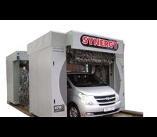 Máy rửa xe du lịch tự động TWIN-RVP