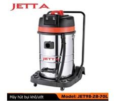 Máy hút bụi công nghiệp JET98-2B-70L