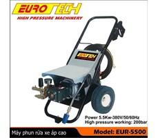 Máy rửa xe cao áp 5,5KW EUROTECH ITALY