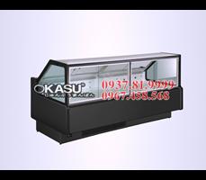Tủ trưng bày và bảo quản thực phẩm Okasu OKS-SG18SD