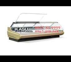 Tủ trưng bày và bảo quản OKASU-SCG-D-2.0M