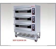 LÒ NƯỚNG ĐIỆN 3 TẦNG BSP-E20 KW-3N (60 KG)