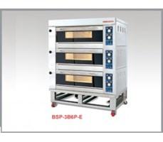 LÒ NƯỚNG ĐIỆN 3 TẦNG BSP-3B6P-E (6 KHAY)