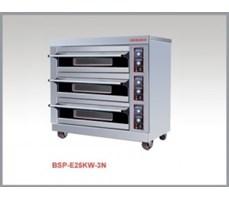 LÒ NƯỚNG ĐIỆN 3 TẦNG BSP-E25 KW-3N (90 KG)