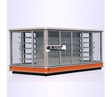Tủ trưng bày siêu thị OKASU OKS-SG16CL