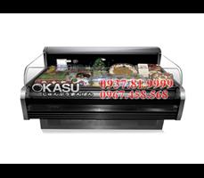 Tủ trưng bày siêu thị OKASU-09XRA-5.0M