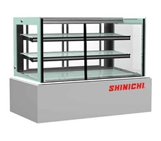 Tủ trưng bày bánh kính vuông Shinichi SH-640V-N