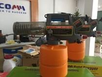 Máy phun khói diệt côn trùng mini chạy gas Super 2000 Gold