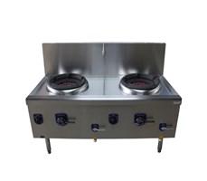 Bếp Á đôi có quạt thổi dùng gas SOPPAS EGWR20C