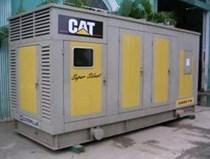 Máy phát điện công nghiệp  Caterpillar 3408