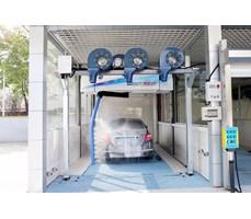 Máy rửa xe ô tô tự động Leisuwash S90