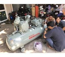 Máy nén khí Piston 2HP 1.5P – 9.5V5A