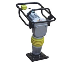 Máy đầm cóc chạy điện HCD100/220v