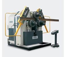 Máy uốn thép hình thủy lực Sahinler model  HPK 180 DP