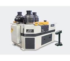 Máy uốn thép hình thủy lực model HPK 200