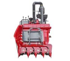 Máy gặt lúa mini lấy rơm Trung Quốc SCM -4LBZ110