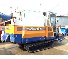 Máy gặt đập liên hợp Iseki Japan6