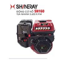 Động cơ xăng tua nhanh Shineray SN160
