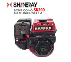 Động cơ xăng tua nhanh Shineray SN200