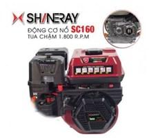 Động cơ xăng tua chậm Shineray SC160
