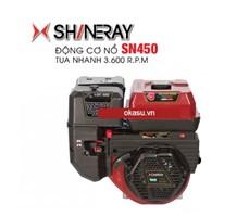 Động cơ xăng tua nhanh Shineray SN450