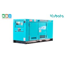 Máy phát điện dầu Kubota EXT35KLE (Công suất 30 KVA)
