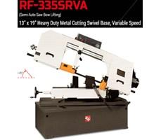 Máy cưa thép Inox bán tự động RF-335SRVA