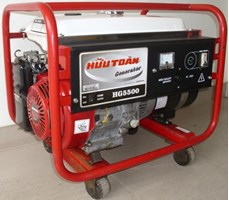 Máy phát điện Honda Hữu Toàn HG5500