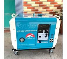 Máy phát điện xăng Bamboo BmB 7500ET