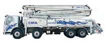 Máy bơm bê tông cần Cifa - K 41 XRZ