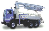 Máy bơm bê tông cần Cifa - KRZ 24