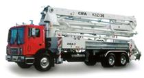 Máy bơm bê tông cần Cifa - K 36 XZ