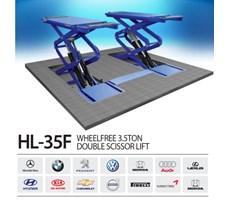 Cầu nâng cắt kéo Heshbon HL35F