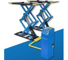 Cầu nâng cắt kéo nâng bụng Hofmann EELR795A