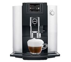 Máy pha cafe tự động Jura E6 Platin