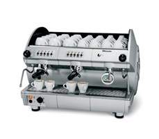 Máy pha cà phê Saeco Aroma SE 200 Sliver