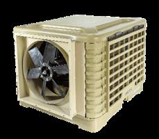Máy làm mát không khí bay hơi biến thiên 16 tốc độ (TRAIC) JH18AP-10D3-2