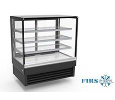 Tủ trưng bày bánh kính vuông Firscool DSF1200