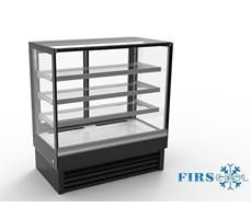 Tủ trưng bày bánh kính vuông Firscool DSF1200-27