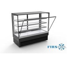 Tủ trưng bày bánh kính vuông Firscool DSF1500-27