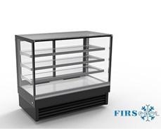 Tủ trưng bày bánh kính vuông Firscool DSF1500